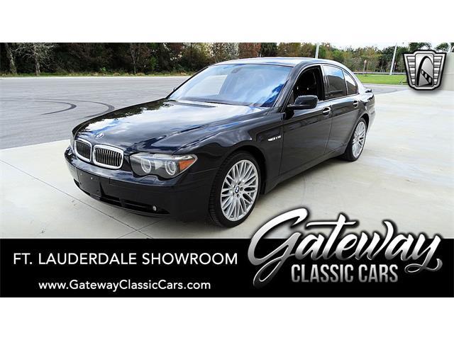 2005 BMW 760i (CC-1375429) for sale in O'Fallon, Illinois