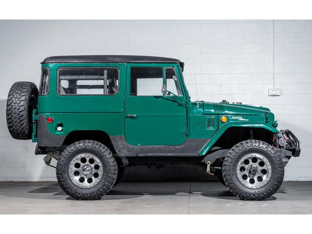 1969 Toyota Land Cruiser FJ (CC-1375430) for sale in Northville, Michigan
