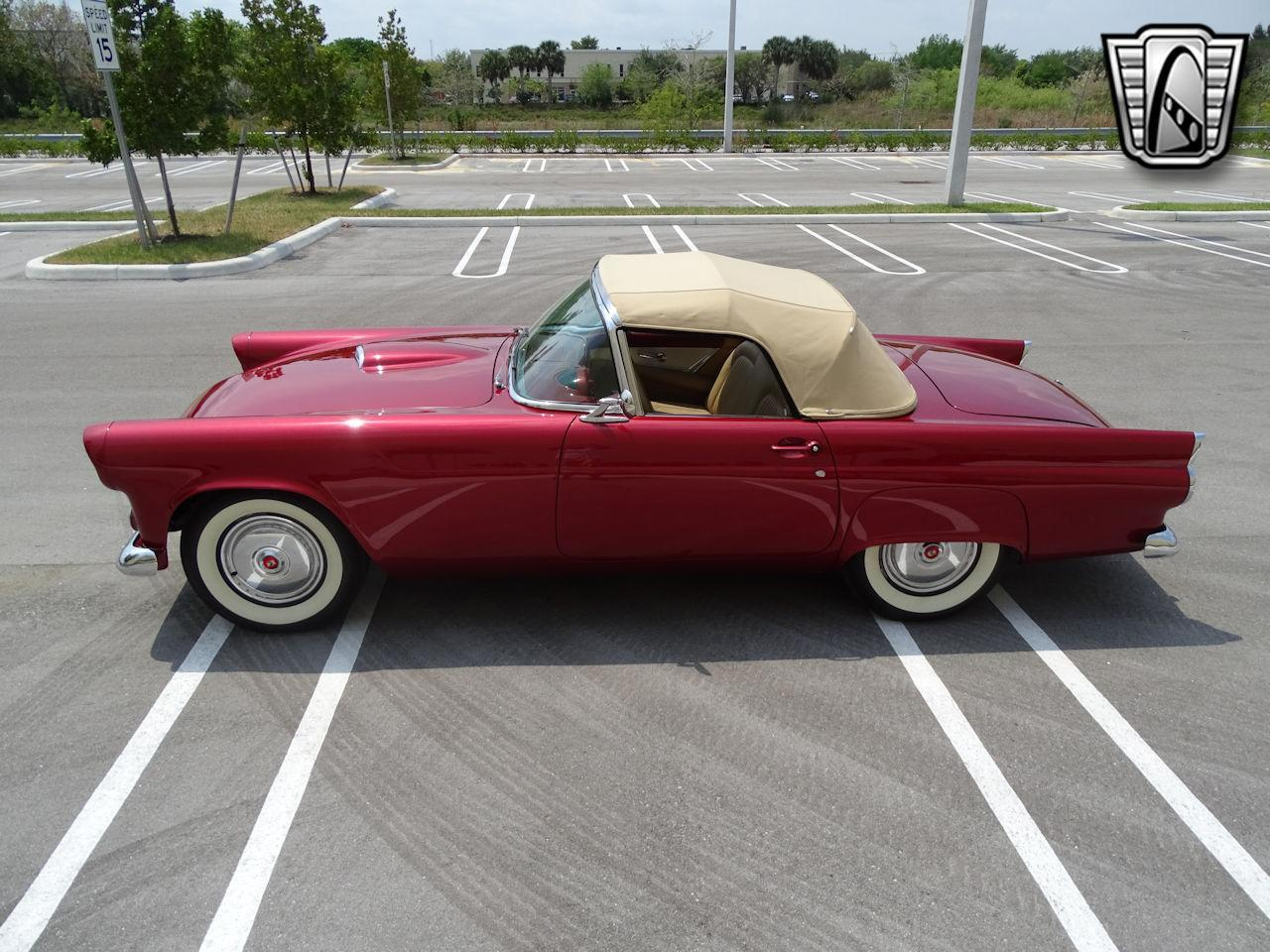 1955 Ford Thunderbird (CC-1375434) for sale in O'Fallon, Illinois