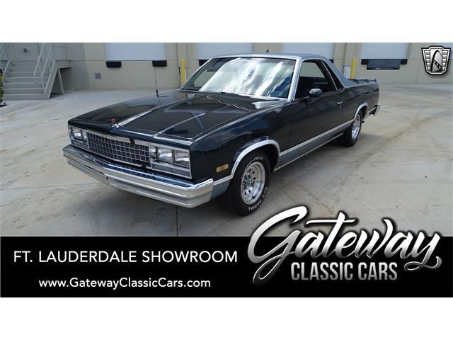 1985 Chevrolet El Camino (CC-1375438) for sale in O'Fallon, Illinois