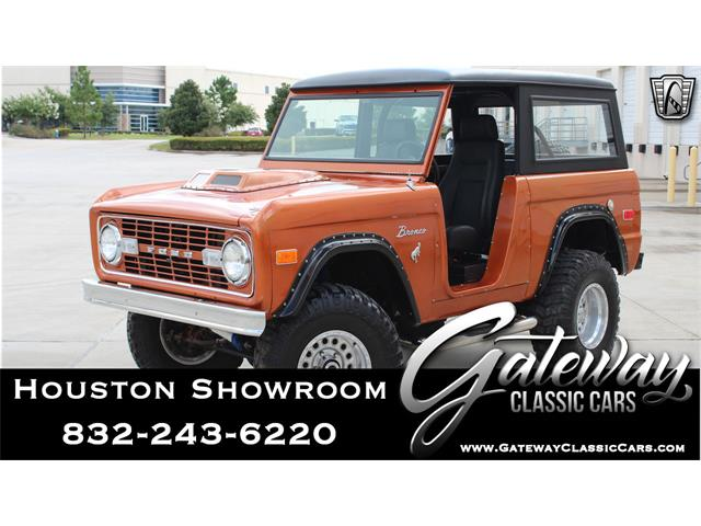 1973 Ford Bronco (CC-1375439) for sale in O'Fallon, Illinois
