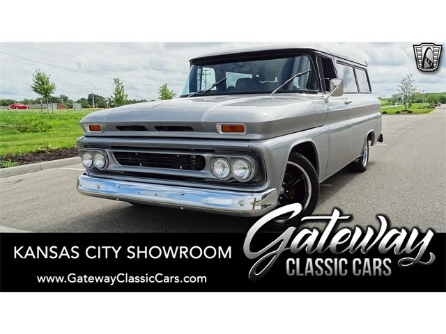 1963 Chevrolet Suburban (CC-1375453) for sale in O'Fallon, Illinois