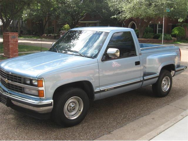 1989 Chevrolet 1500 (CC-1375461) for sale in Lubbock, Texas