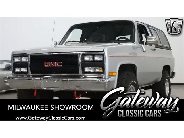 1990 GMC Jimmy (CC-1375466) for sale in O'Fallon, Illinois