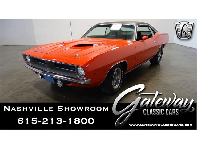 1970 Plymouth Cuda (CC-1375478) for sale in O'Fallon, Illinois