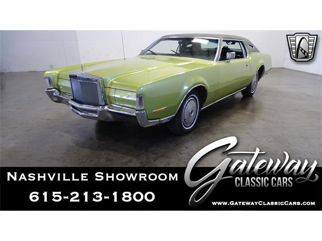 1972 Lincoln Continental (CC-1375483) for sale in O'Fallon, Illinois