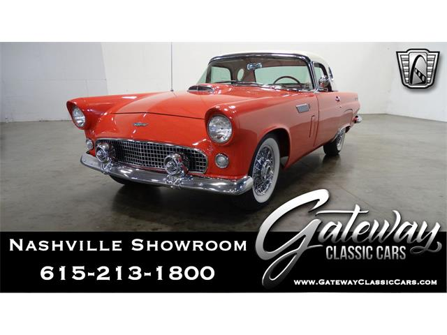 1956 Ford Thunderbird (CC-1375484) for sale in O'Fallon, Illinois