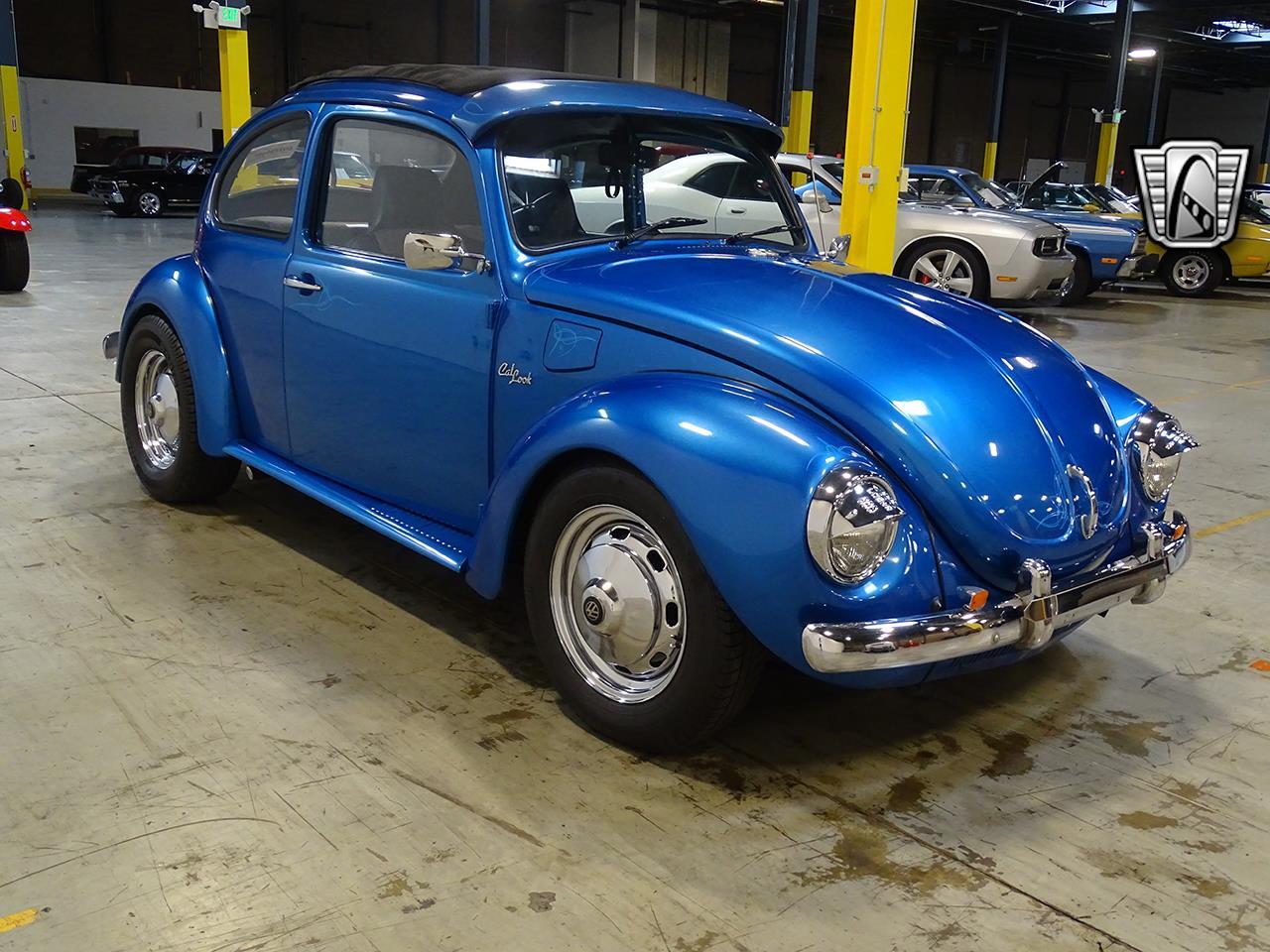 1971 Volkswagen Super Beetle (CC-1375492) for sale in O'Fallon, Illinois