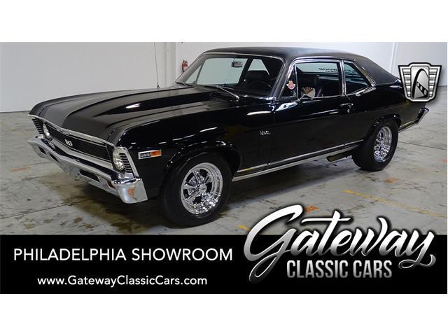 1969 Chevrolet Nova (CC-1375494) for sale in O'Fallon, Illinois