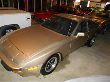 1985 Porsche 944 (CC-1375532) for sale in Cadillac, Michigan