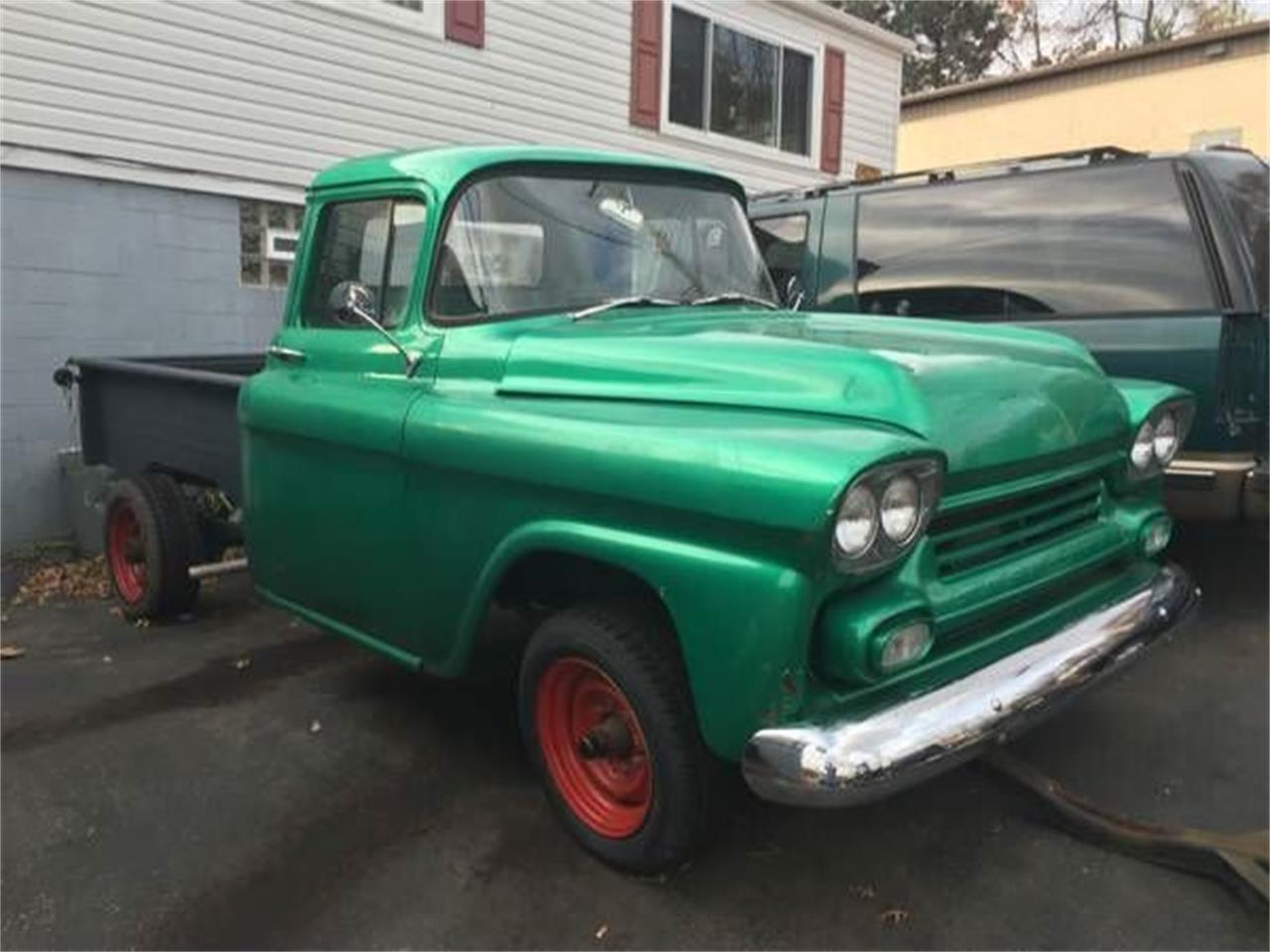 1959 Chevrolet Pickup (CC-1375535) for sale in Cadillac, Michigan
