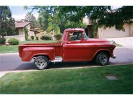 1955 Chevrolet 3100 (CC-1375537) for sale in Cadillac, Michigan