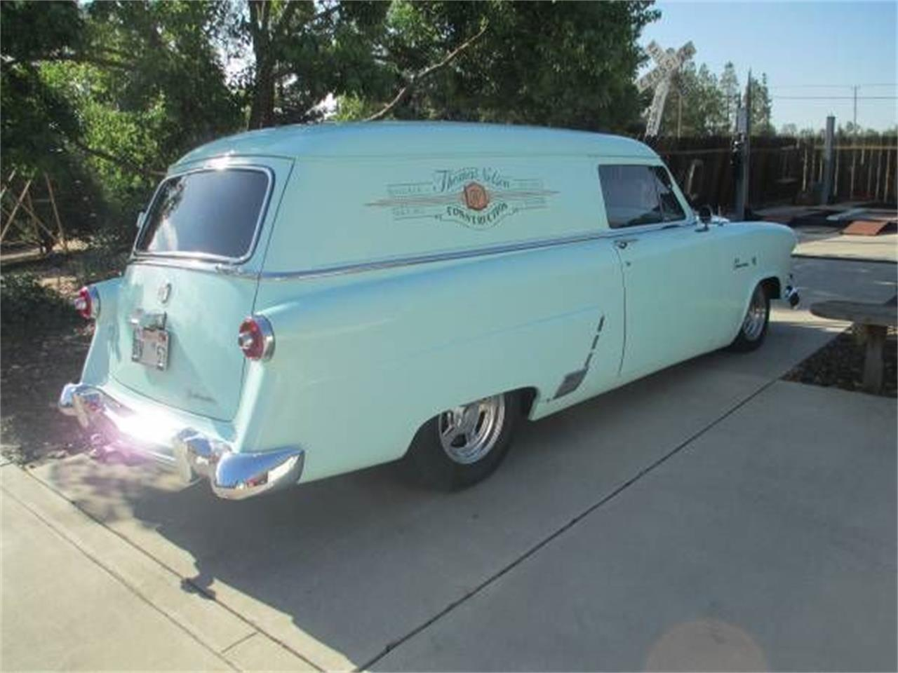 1953 Ford Sedan Delivery (CC-1375539) for sale in Cadillac, Michigan