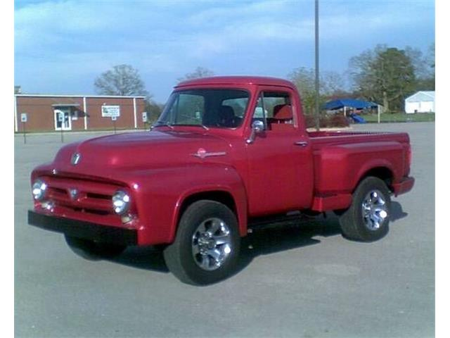1953 Ford F100 (CC-1375547) for sale in Cadillac, Michigan
