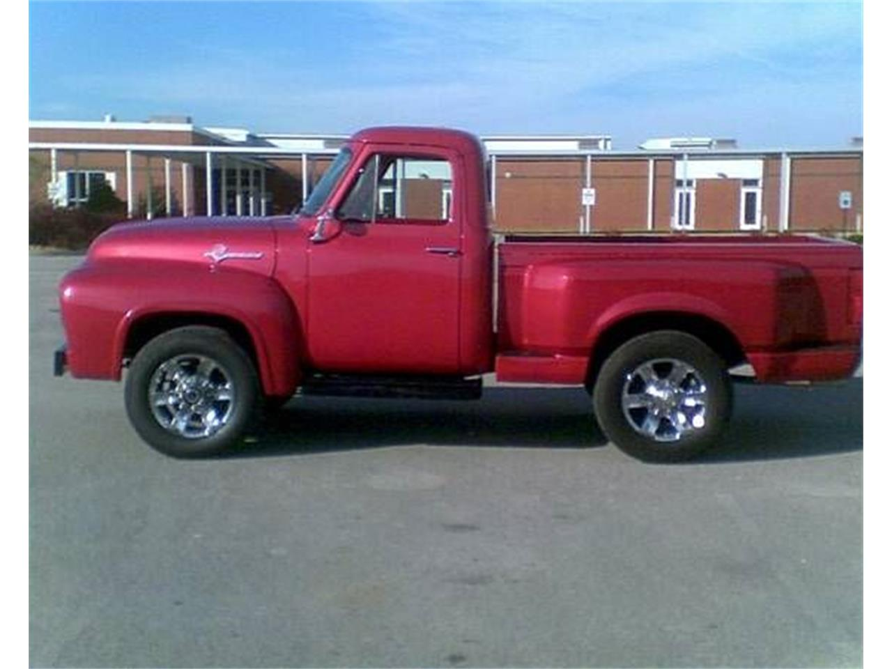 1953 Ford F100 (CC-1375547) for sale in Cadillac, Michigan