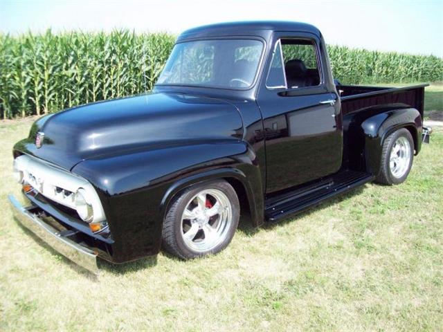 1954 Ford F100 (CC-1375550) for sale in Cadillac, Michigan