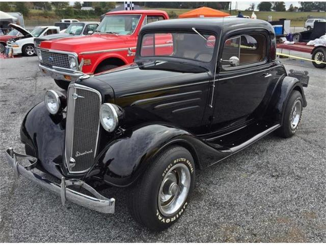 1935 Chevrolet Master (CC-1375551) for sale in Cadillac, Michigan