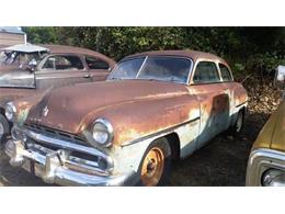 1950 Dodge Wayfarer (CC-1375552) for sale in Cadillac, Michigan
