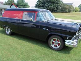 1956 Ford Wagon (CC-1375557) for sale in Cadillac, Michigan
