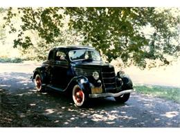 1935 Ford Coupe (CC-1375560) for sale in Cadillac, Michigan