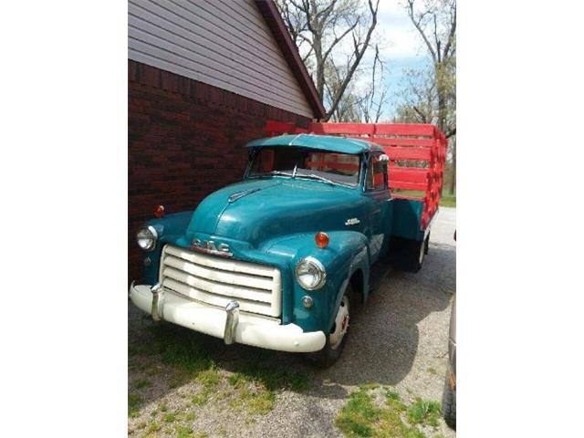 1953 GMC Truck (CC-1375565) for sale in Cadillac, Michigan