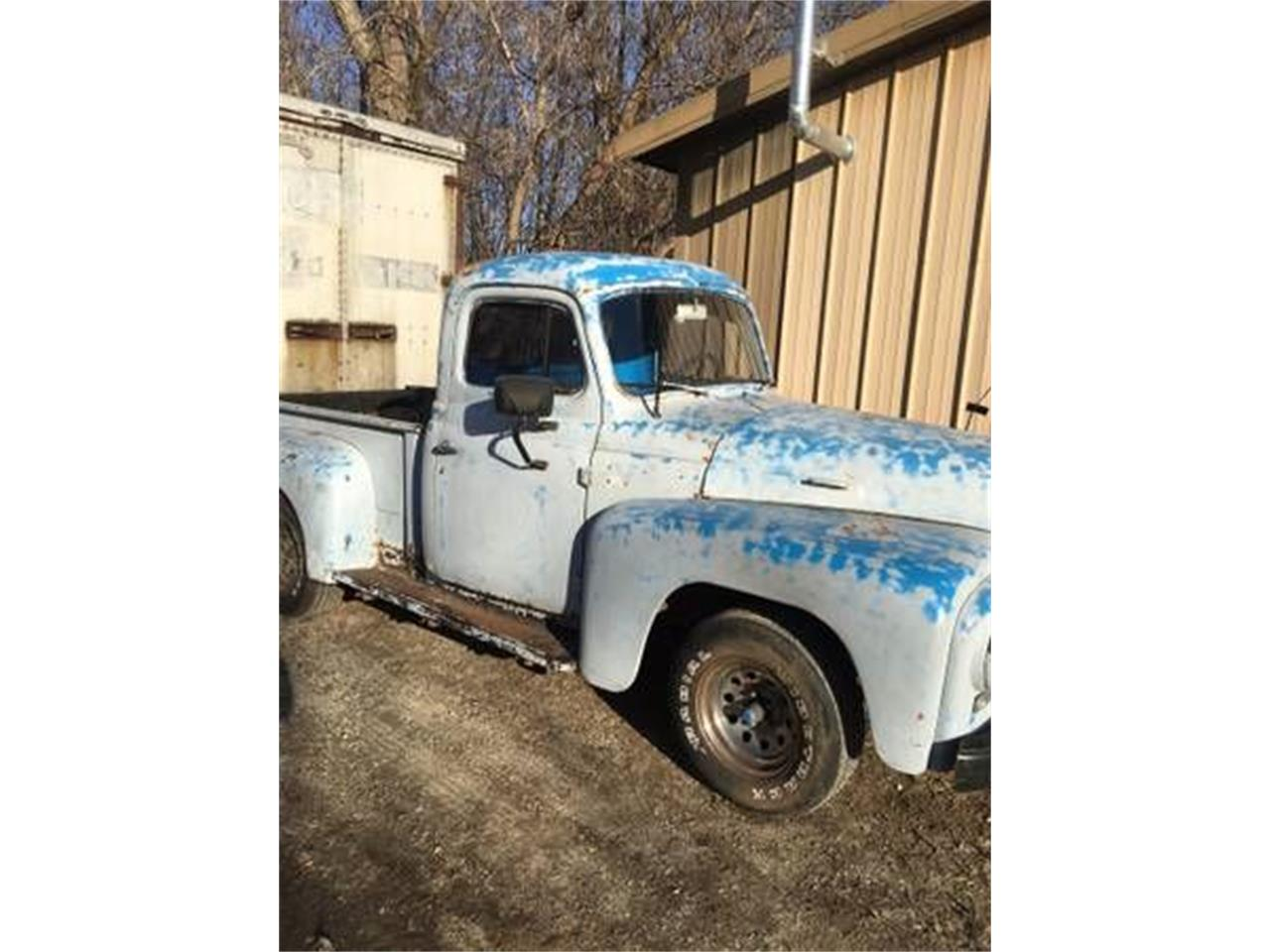 1955 International R100 (CC-1375568) for sale in Cadillac, Michigan