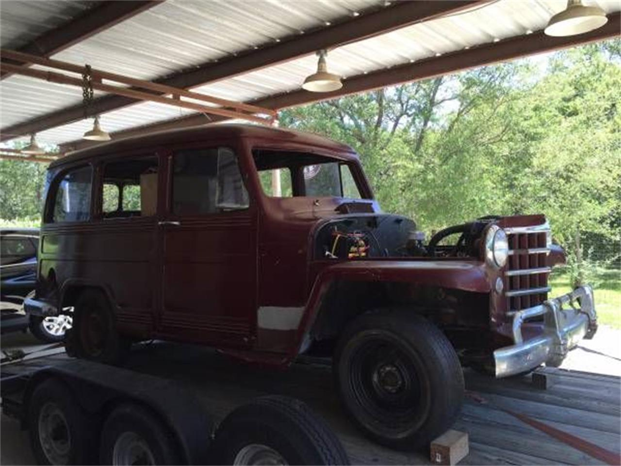 1950 Willys Wagon (CC-1375569) for sale in Cadillac, Michigan