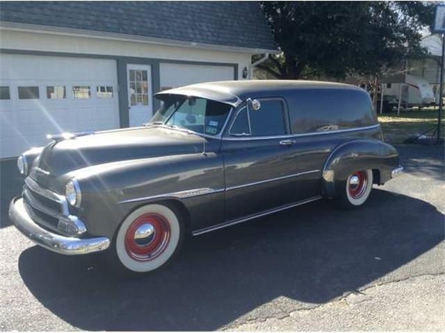 1951 Chevrolet Sedan Delivery (CC-1375571) for sale in Cadillac, Michigan