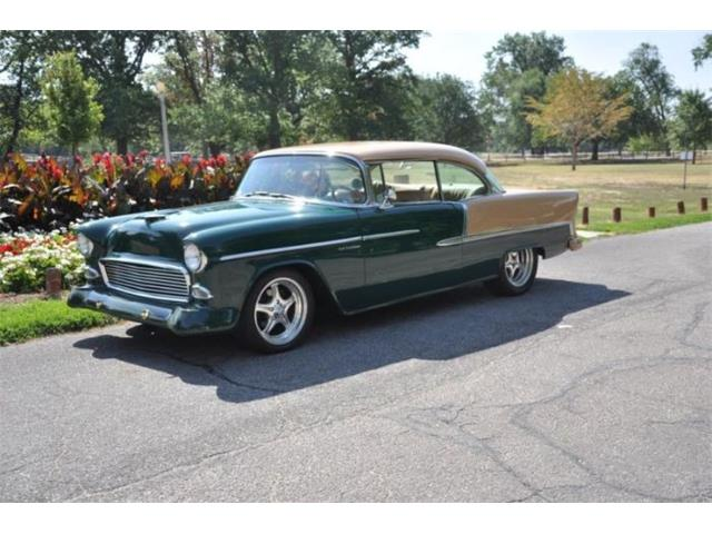 1955 Chevrolet Bel Air (CC-1375572) for sale in Cadillac, Michigan