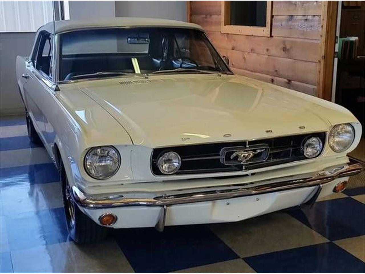 1965 Ford Mustang (CC-1375573) for sale in Cadillac, Michigan