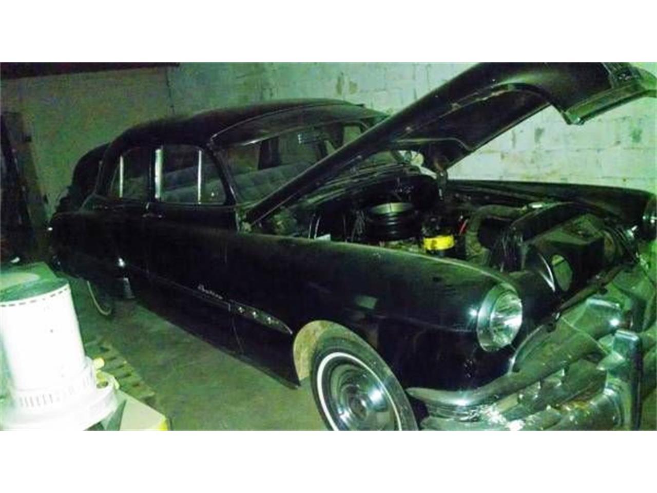 1951 Pontiac Chieftain (CC-1375574) for sale in Cadillac, Michigan