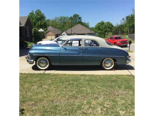 1950 Mercury Sedan (CC-1375575) for sale in Cadillac, Michigan