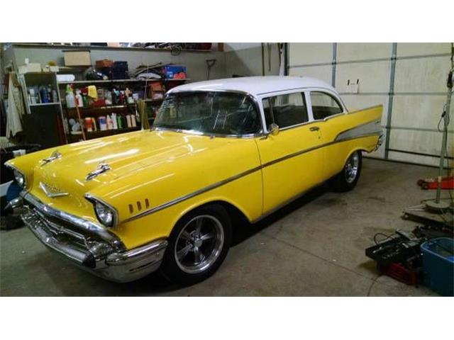 1957 Chevrolet Bel Air (CC-1375576) for sale in Cadillac, Michigan
