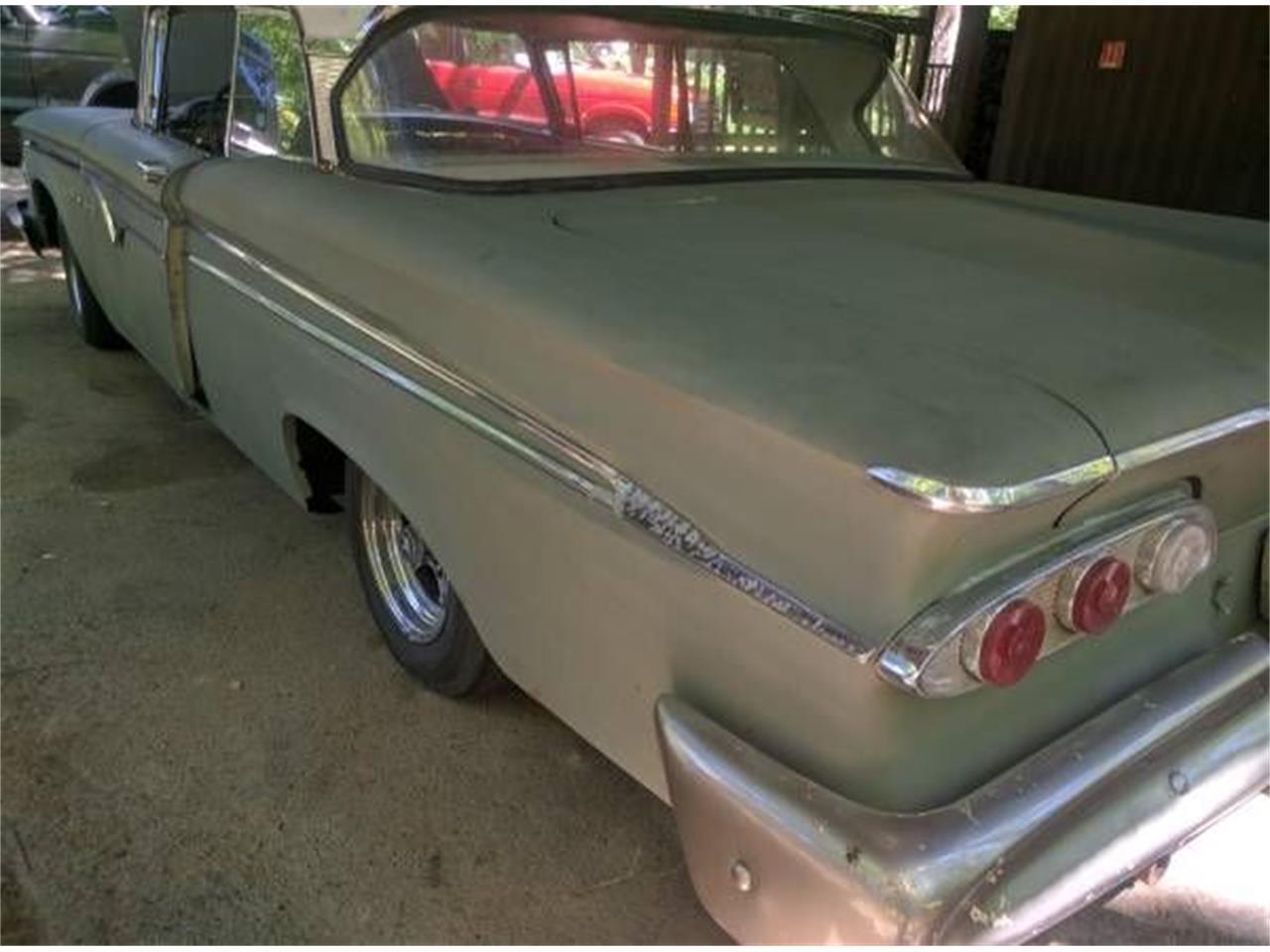 1959 Edsel Sedan (CC-1375578) for sale in Cadillac, Michigan