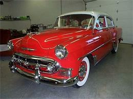 1953 Chevrolet Bel Air (CC-1375579) for sale in Cadillac, Michigan