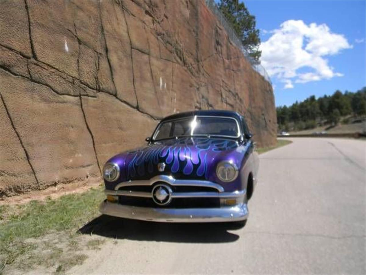 1950 Ford Custom (CC-1375583) for sale in Cadillac, Michigan