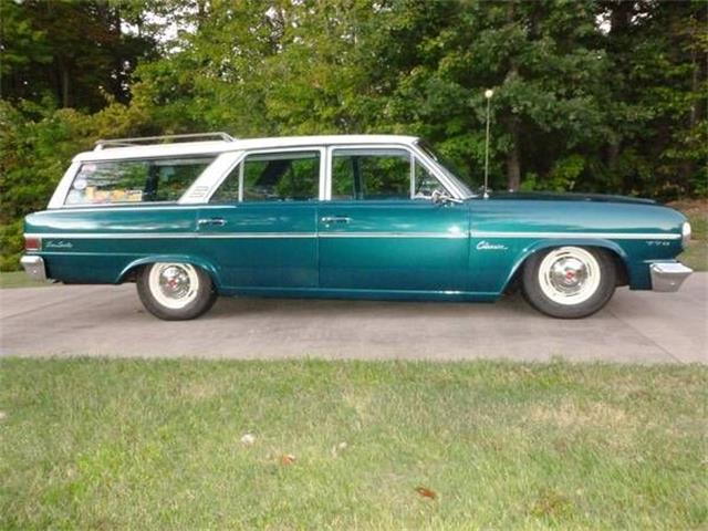 1965 AMC Rambler (CC-1375588) for sale in Cadillac, Michigan