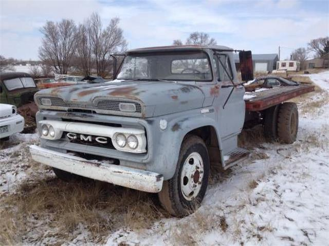1959 GMC Truck (CC-1375593) for sale in Cadillac, Michigan