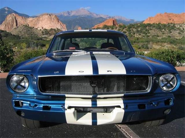 1965 Ford Mustang (CC-1375596) for sale in Cadillac, Michigan