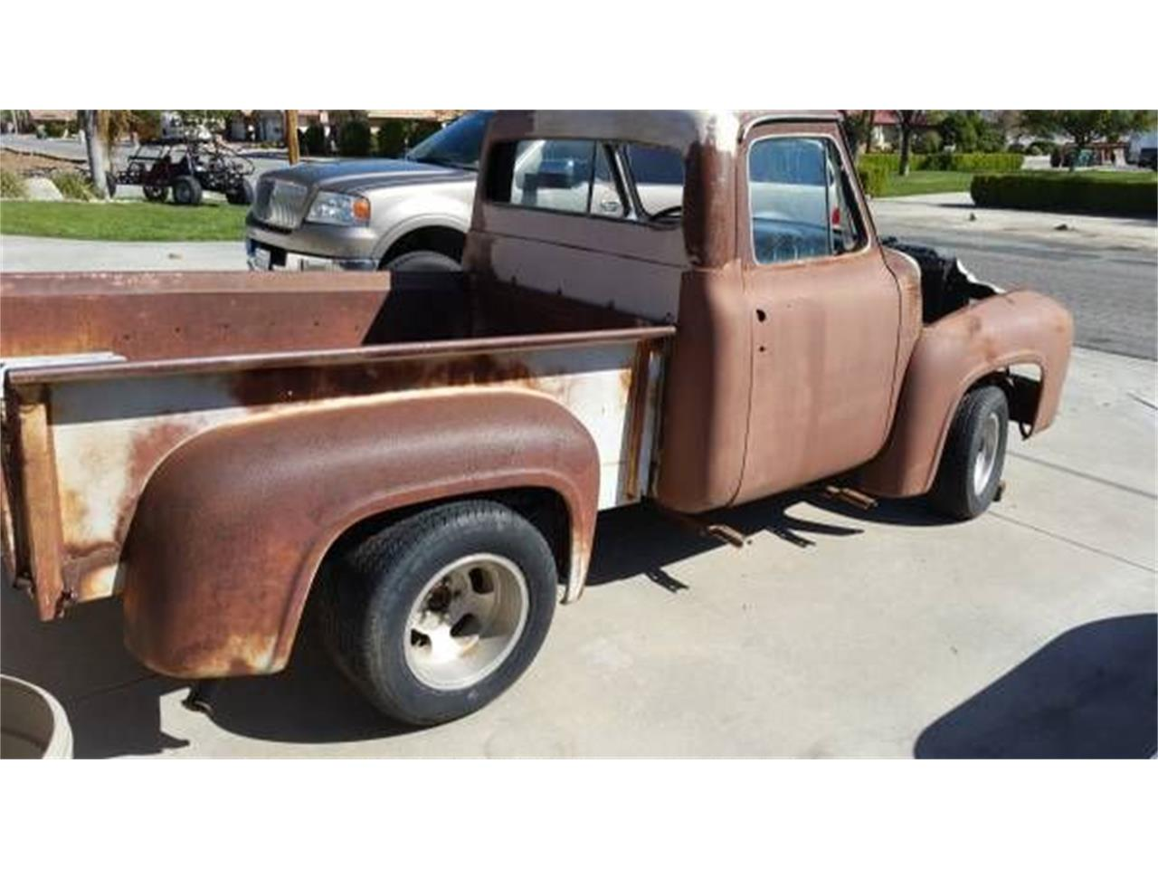 1954 Ford F1 (CC-1375601) for sale in Cadillac, Michigan