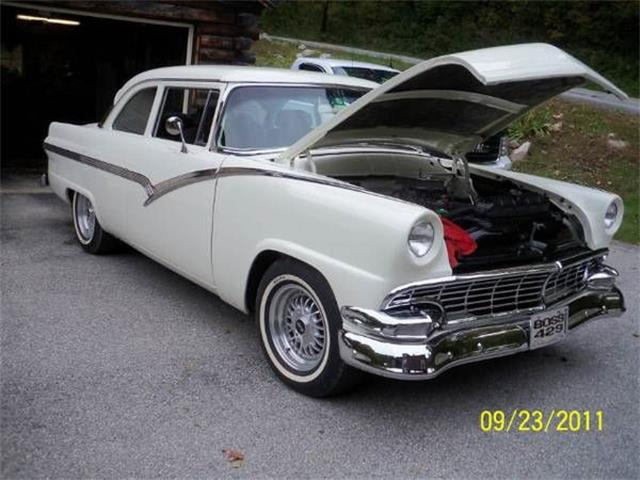 1956 Ford Club Sedan (CC-1375605) for sale in Cadillac, Michigan