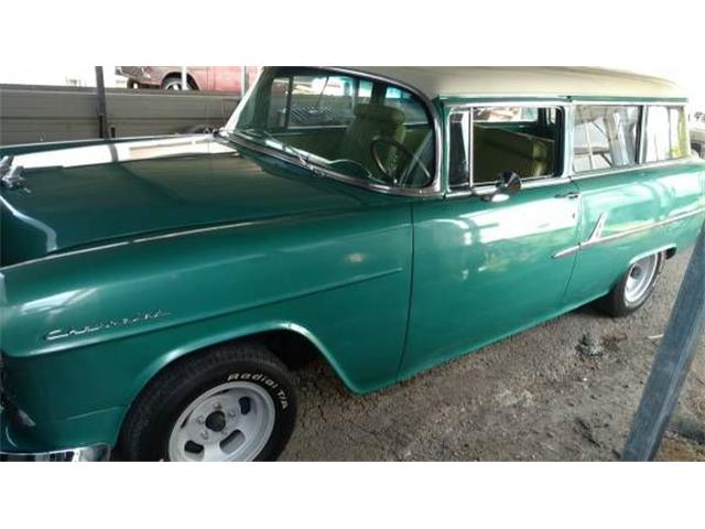 1955 Chevrolet Bel Air (CC-1375611) for sale in Cadillac, Michigan