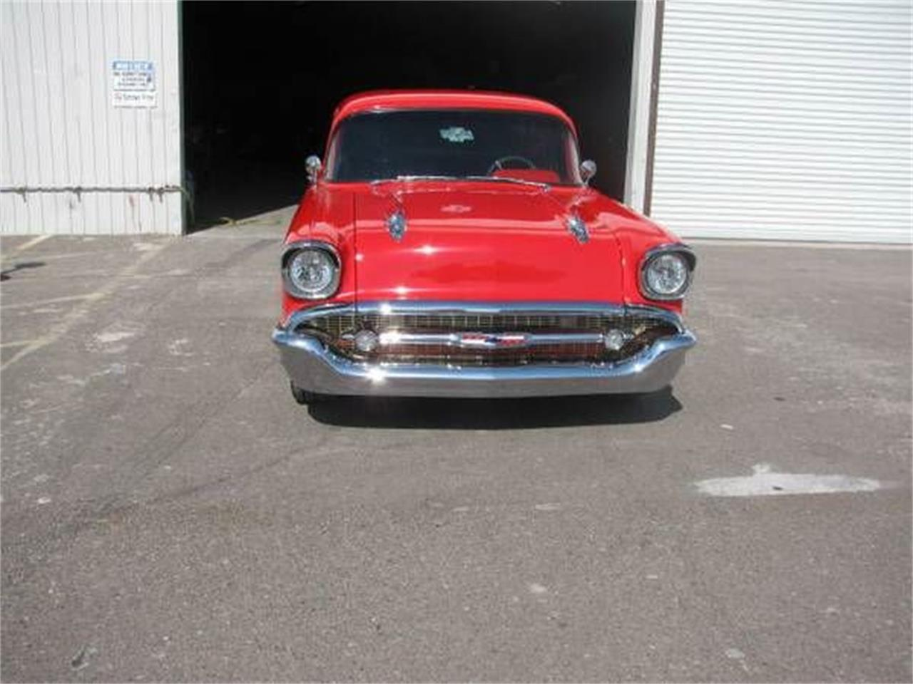1957 Chevrolet Bel Air (CC-1375614) for sale in Cadillac, Michigan