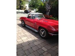 1965 Chevrolet Corvette (CC-1375617) for sale in Cadillac, Michigan