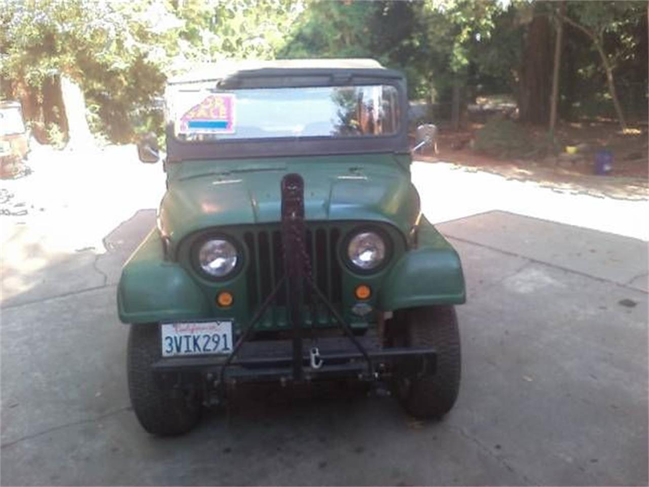 1952 Willys M38A1 (CC-1375618) for sale in Cadillac, Michigan