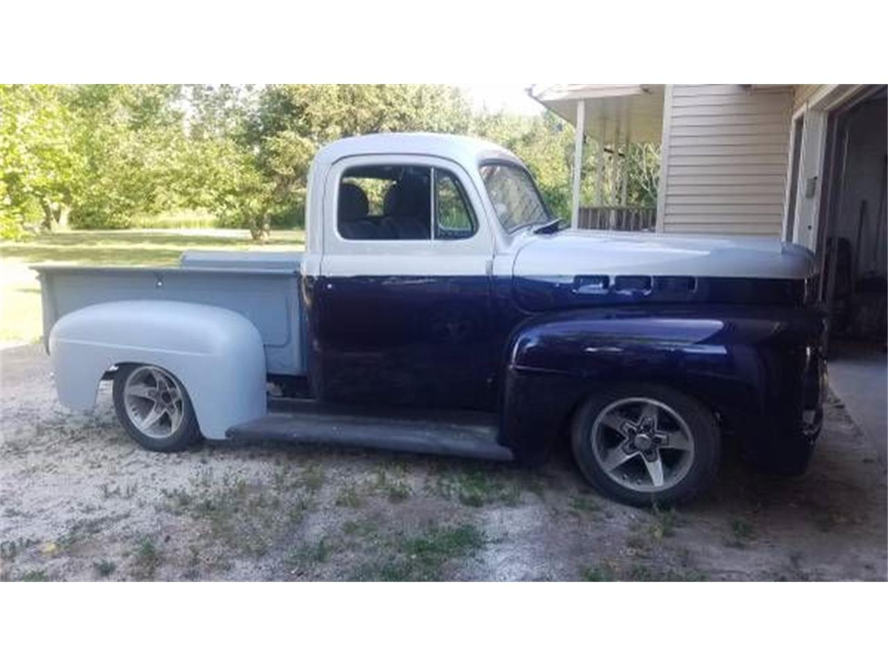 1951 Ford F1 (CC-1375619) for sale in Cadillac, Michigan