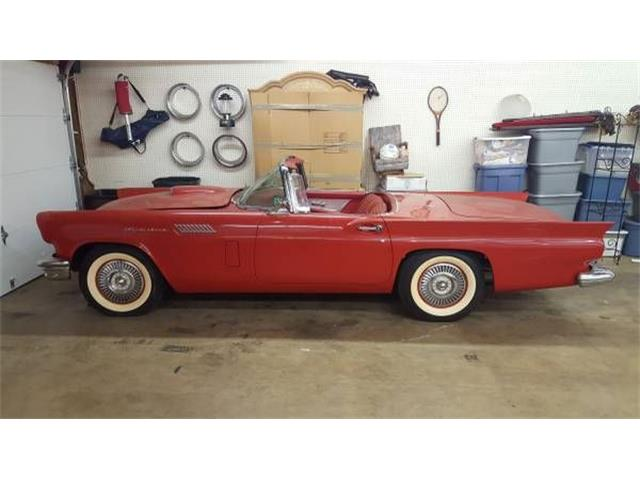 1957 Ford Thunderbird (CC-1375624) for sale in Cadillac, Michigan