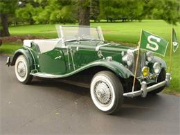 1954 MG TD (CC-1375626) for sale in Cadillac, Michigan