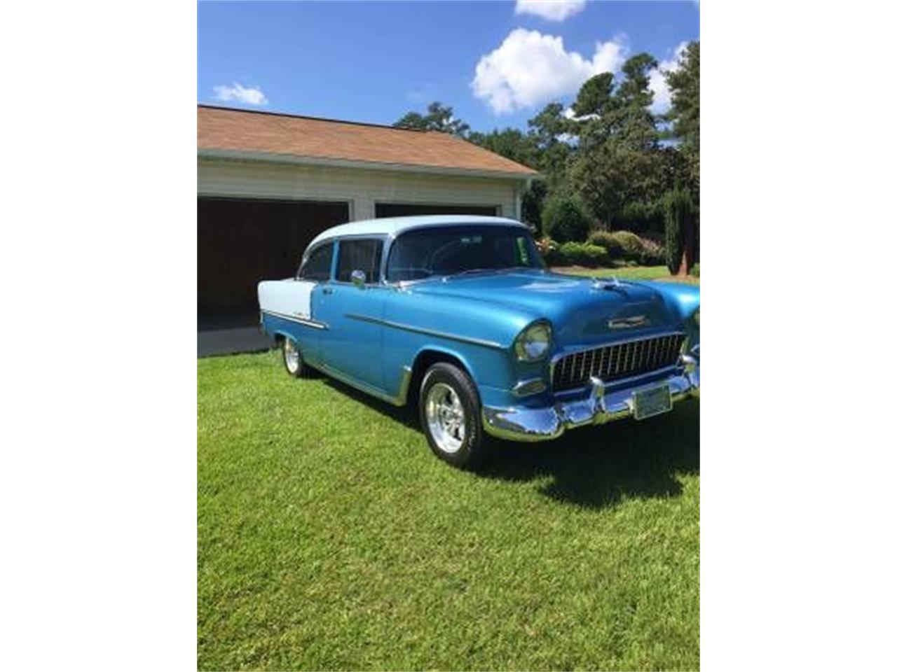 1955 Chevrolet Bel Air (CC-1375637) for sale in Cadillac, Michigan