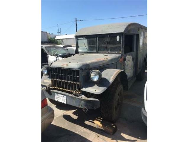 1953 Dodge M43 (CC-1375642) for sale in Cadillac, Michigan